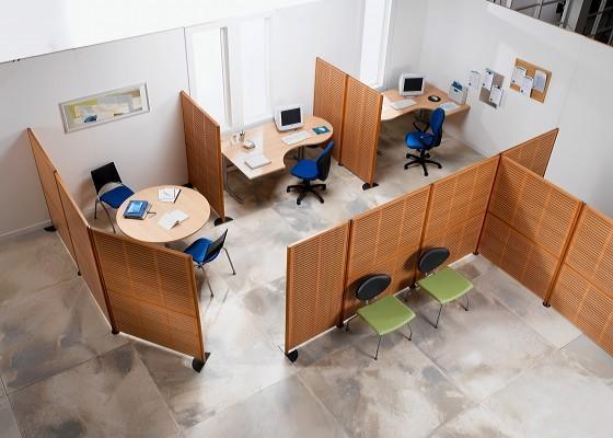 separateurs d 39 espaces de travail les fournisseurs grossistes et fabricants sur hellopro. Black Bedroom Furniture Sets. Home Design Ideas