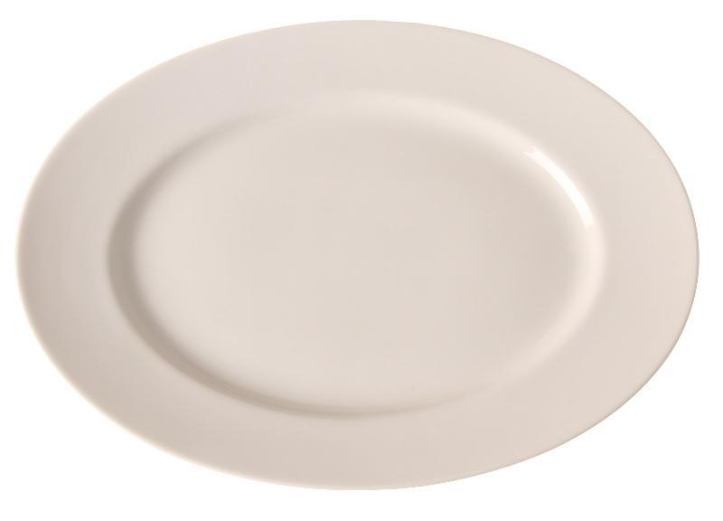 Plat ovale 360 mm gourmet - 780091