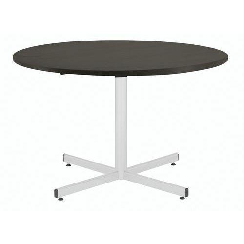 table caf t ria 120 cm ronde comparer les prix de table caf t ria 120 cm ronde sur. Black Bedroom Furniture Sets. Home Design Ideas