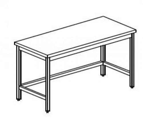 Tables de travail tous les fournisseurs table de for Table 100x70