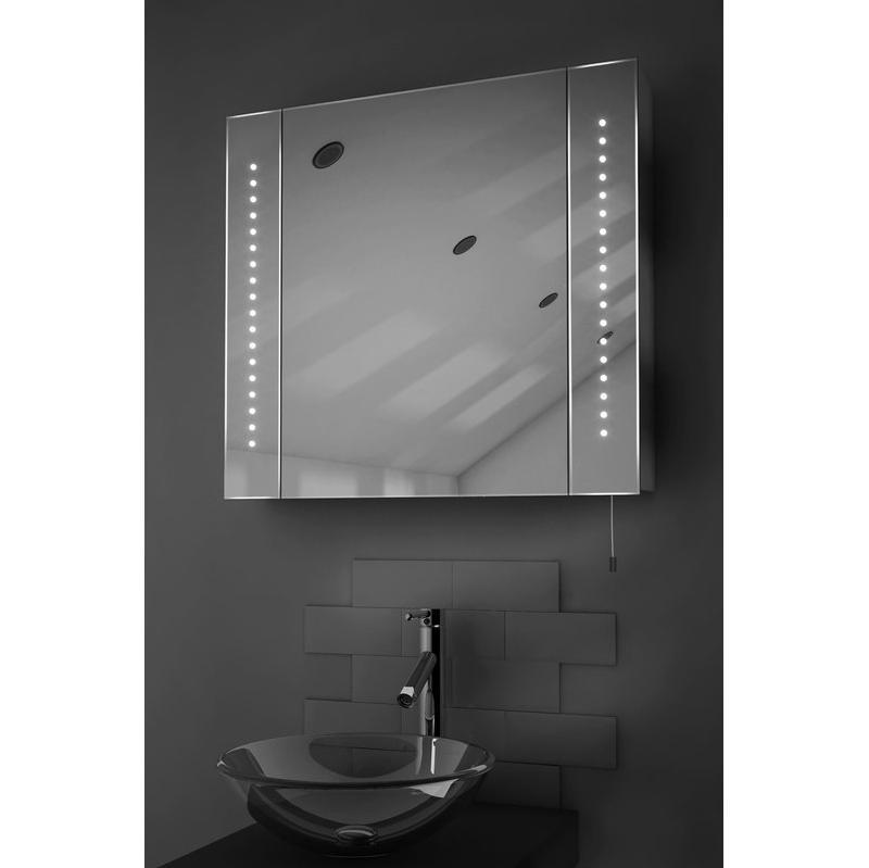 Miroirs de salle de bain diamond x collection achat for Armoire de toilette miroir lumineux