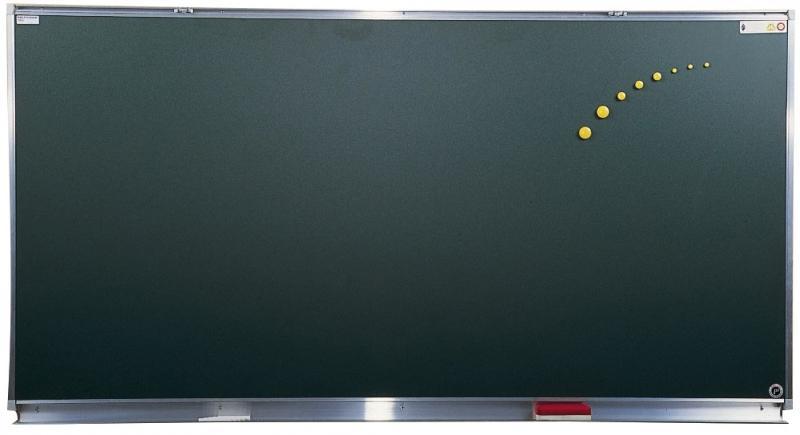CLASSIC 100X200 CM, ÉMAIL E3 VERT CRAIE