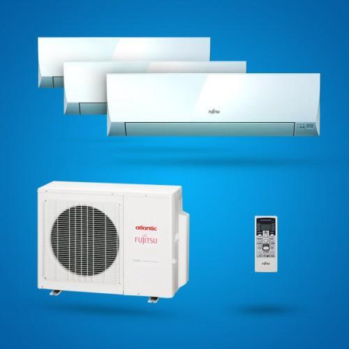 climatiseurs multisplits inverter comparez les prix pour professionnels sur page 1. Black Bedroom Furniture Sets. Home Design Ideas