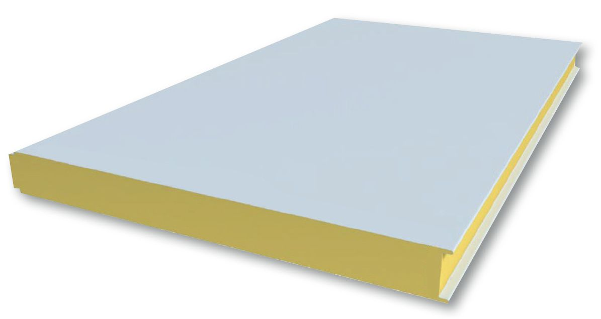 Panneaux sandwichs isothermes polyurethane pour chambre - Panneaux sandwich chambre froide ...