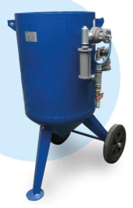 Sableuse 100 litres industrie systemes - is100