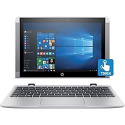 PC PORTABLE DÉTACHABLE HP X2 10-P015NF 25 7 CM (10 1') 4 GO INTEL ATOM X5-Z8350 (1 44 GHZ  2 MO) 128 GO WINDOWS 10 FAMILY 64
