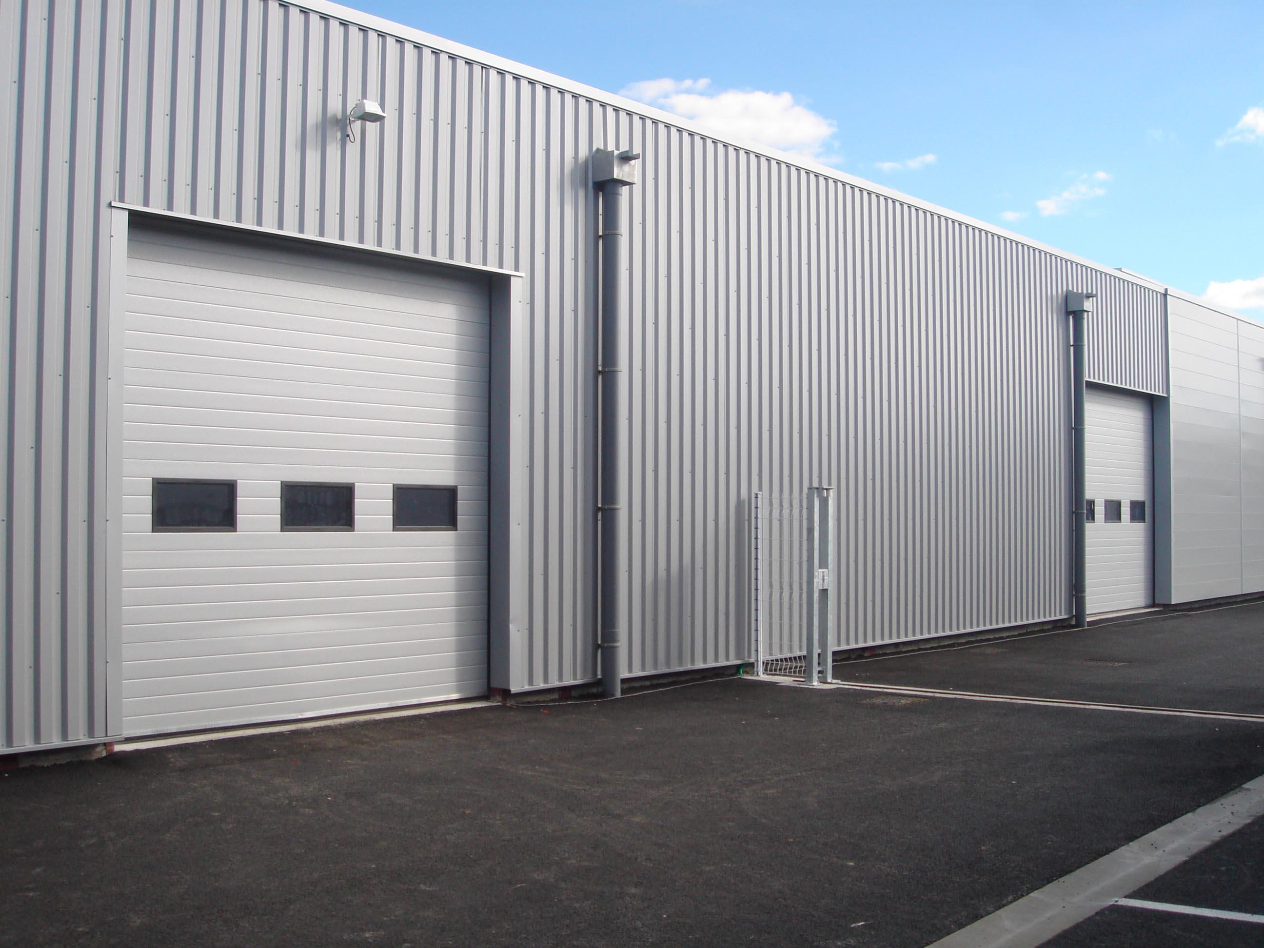 Porte Sectionnelle Pour Hangar
