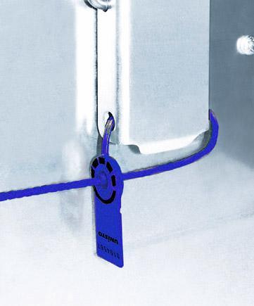 Scellé de sécurité réglable unisto compact