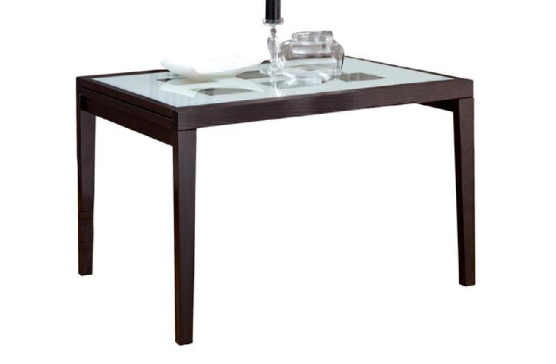 tables manger domitalia achat vente de tables manger domitalia comparez les prix sur. Black Bedroom Furniture Sets. Home Design Ideas