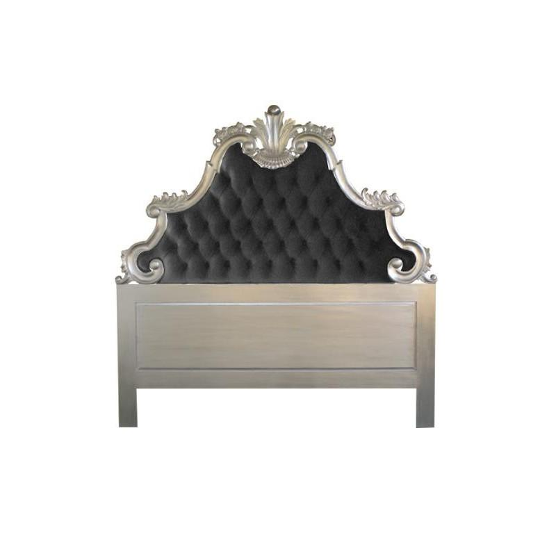 tete de lit baroque 126 events. Black Bedroom Furniture Sets. Home Design Ideas