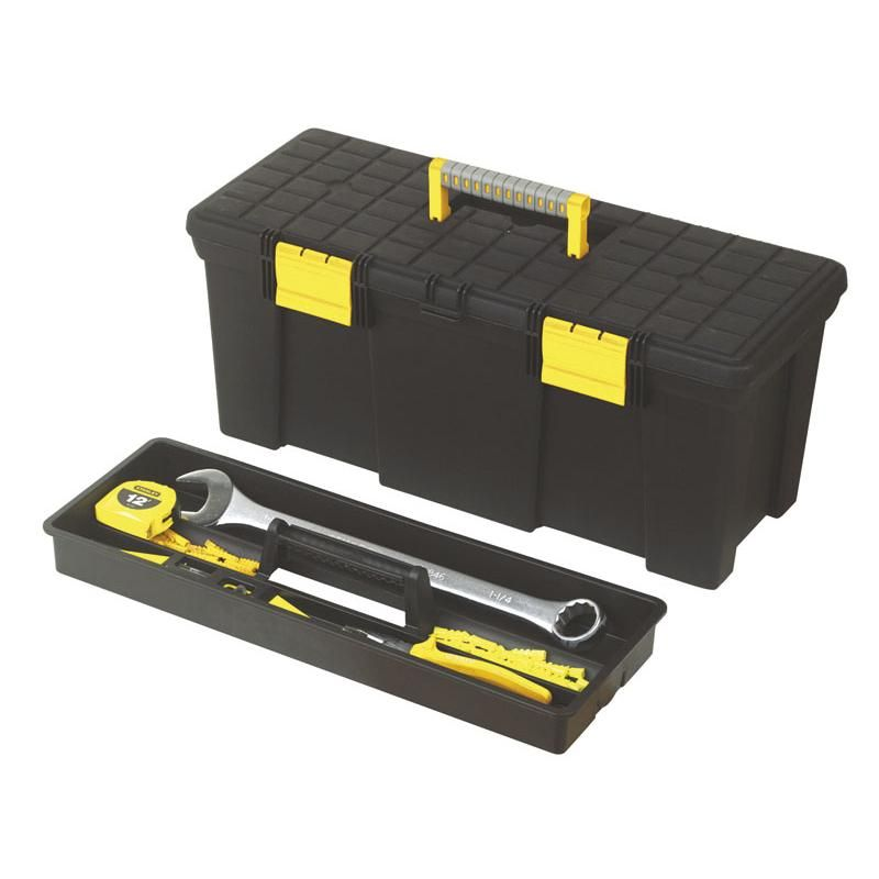 caisses outils stanley black decker fr achat. Black Bedroom Furniture Sets. Home Design Ideas