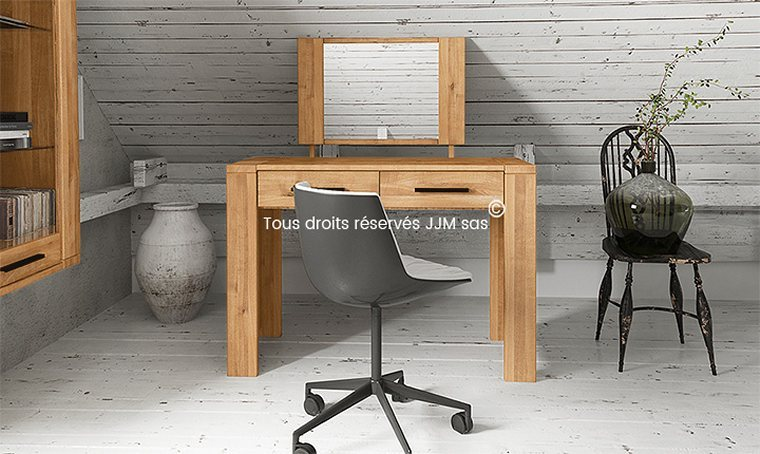 jjm produits coiffeuse. Black Bedroom Furniture Sets. Home Design Ideas