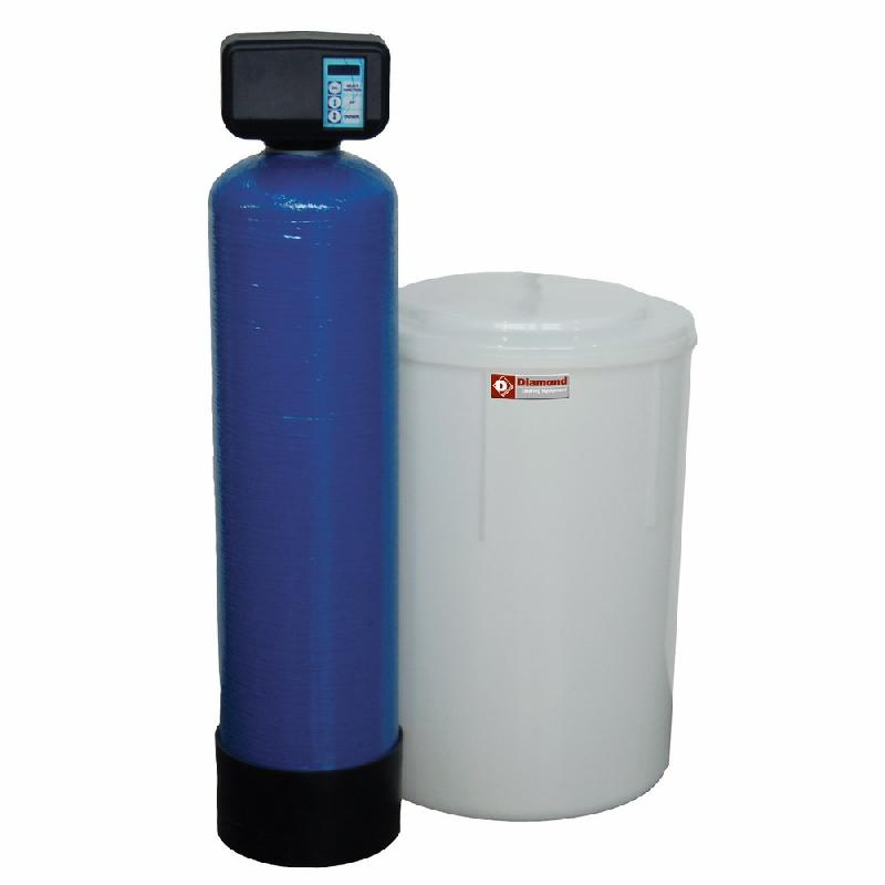 Adoucisseur d\'eau chrono-volumétrique 50 litres adoucisseur d'eau softener plus - add-50/cv-2