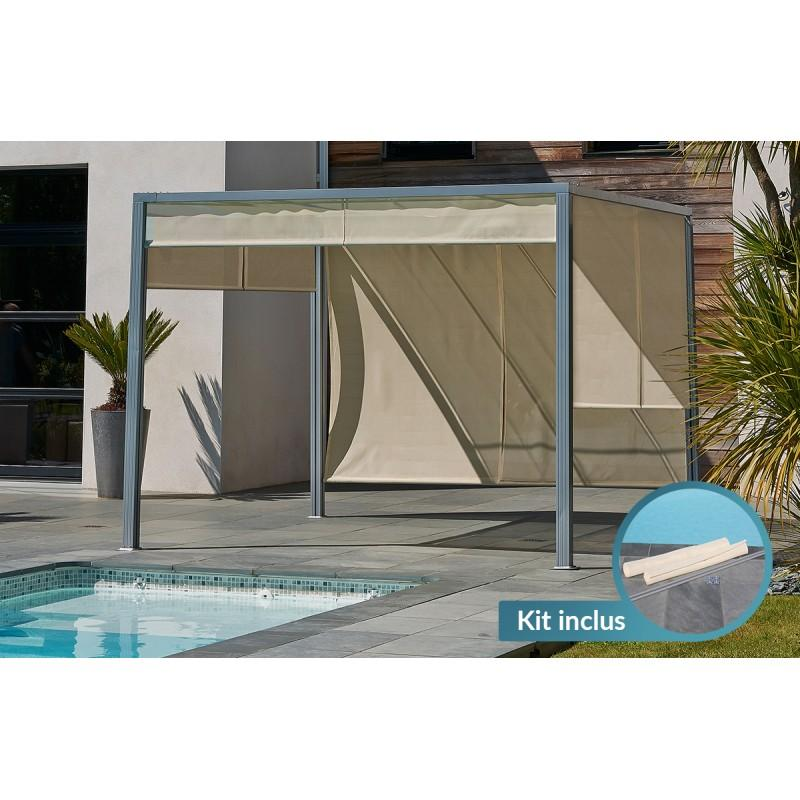 pergola dcb garden achat vente de pergola dcb garden comparez les prix sur. Black Bedroom Furniture Sets. Home Design Ideas