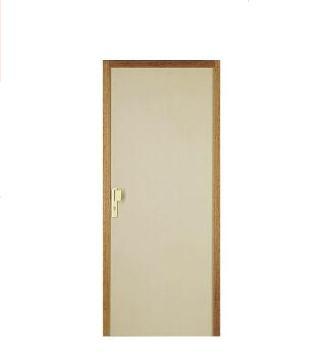 Porte d 39 entr e de palier pr peinte isophonique 28db - Porte isophonique lapeyre ...
