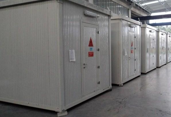 Abris de chantier tous les fournisseurs baraque for Location container habitable
