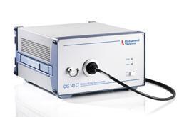 Spectromètre cas140ct la référence en mesure de lumière - instrument systems