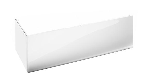 Tablier Acrylique Renforcé En L Pour Baignoire Hall 1700x750mm
