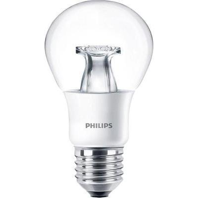 ampoule led unicolore philips 230 v e27 6 w 40 w blanc cha comparer les prix de ampoule led. Black Bedroom Furniture Sets. Home Design Ideas