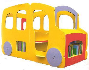 Bus bibliotheque enfant