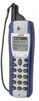 TELEPHONE SANS FIL PTI - FUNKTEL DECT/GAP PTI