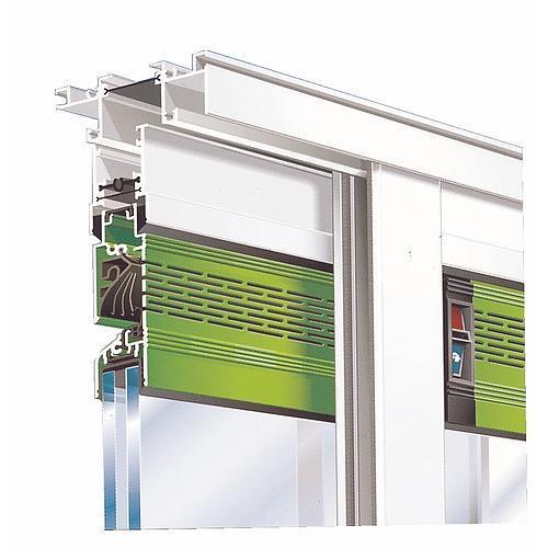 Grilles de ventilation renson achat vente de grilles for Ventilation fenetre