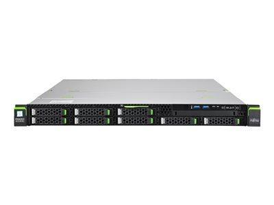 FUJITSU PRIMERGY RX2530 M4 - SERVEUR - MONTABLE SUR RACK - 1U - 2 VOIES - 1 X XEON SILVER 4110 / 2.1 GHZ - RAM 16 GO - SATA - HOT-SWAP 2.5