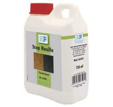 KF - CONVERTISSEUR STOP ROUILLE 750 ML - 6543