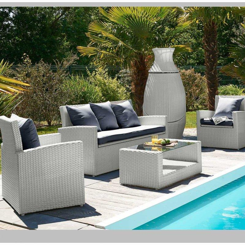 salon de jardin dcb garden achat vente de salon de jardin dcb garden comparez les prix sur. Black Bedroom Furniture Sets. Home Design Ideas