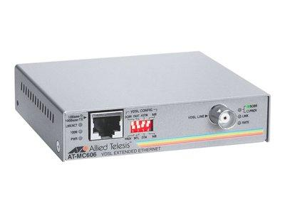 ALLIED TELESIS AT MC606 - CONVERTISSEUR DE SUPPORT - ETHERNET, FAST ETHERNET, ETHERNET OVER VDSL