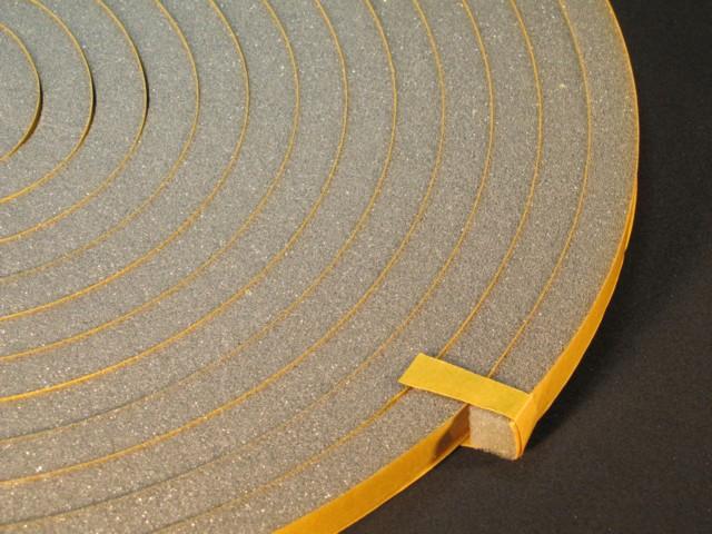 bande de mousse de polyurethane adhesive. Black Bedroom Furniture Sets. Home Design Ideas
