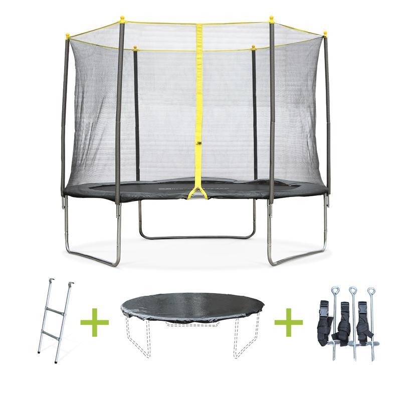 trampolines alice 39 s garden achat vente de trampolines. Black Bedroom Furniture Sets. Home Design Ideas