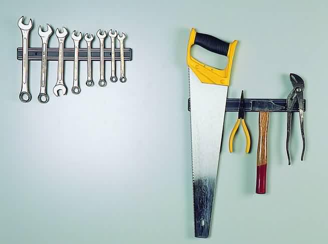 Porte-outils magnétique