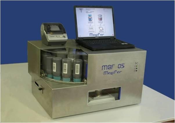 Automate de distribution et de pesage-dosage de poudre ou formes sèches