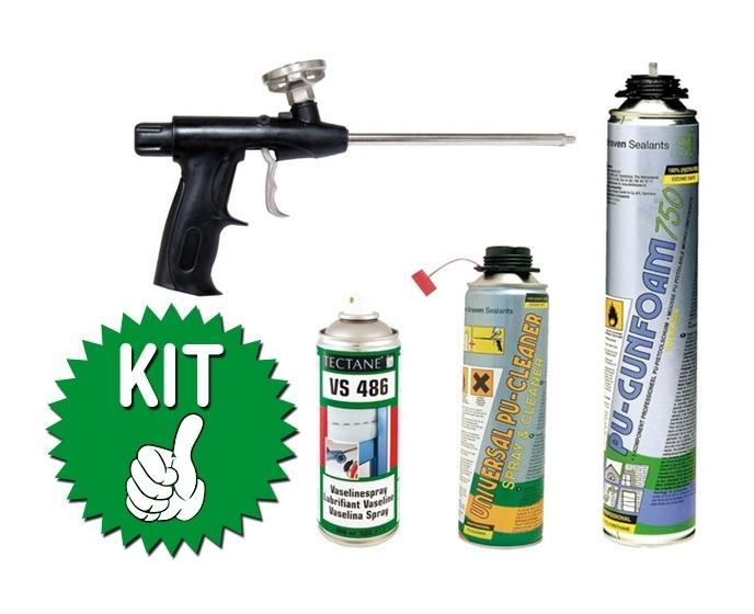 Colles polyur thanes comparez les prix pour - Kit mousse polyurethane projetee prix ...