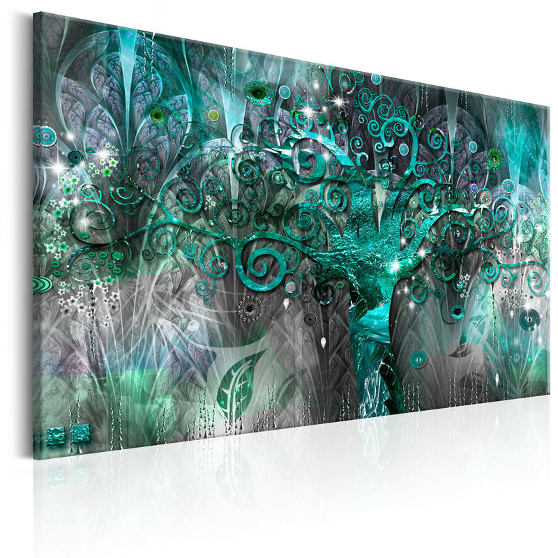 TABLEAU - TREE OF THE FUTURE 120X80