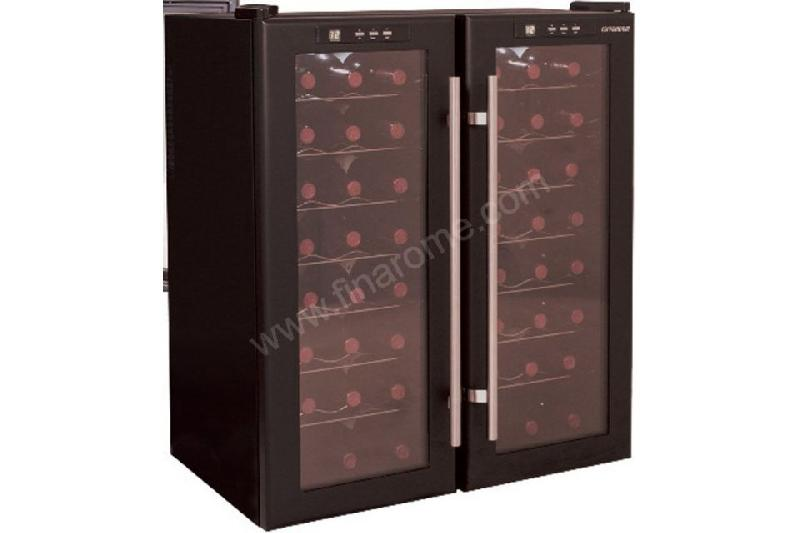 armoire vin professionnelle syst me thermo lectrique. Black Bedroom Furniture Sets. Home Design Ideas