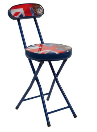 Gifi produits chaise pour salle a manger - Chaise pliante ronde ...