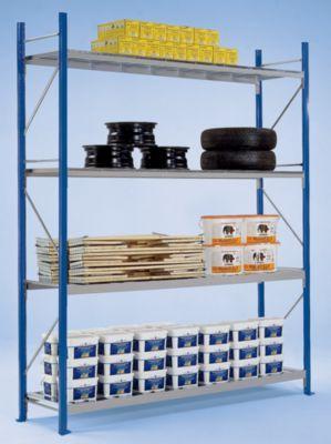 montant pour rayonnage grande capacit peint hauteur chelles 2400 mm profondeur chelles. Black Bedroom Furniture Sets. Home Design Ideas