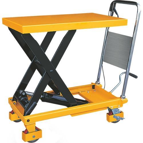 Table l vatrice hydraulique mobile 500 kg levac comparer - Table verin hydraulique ...