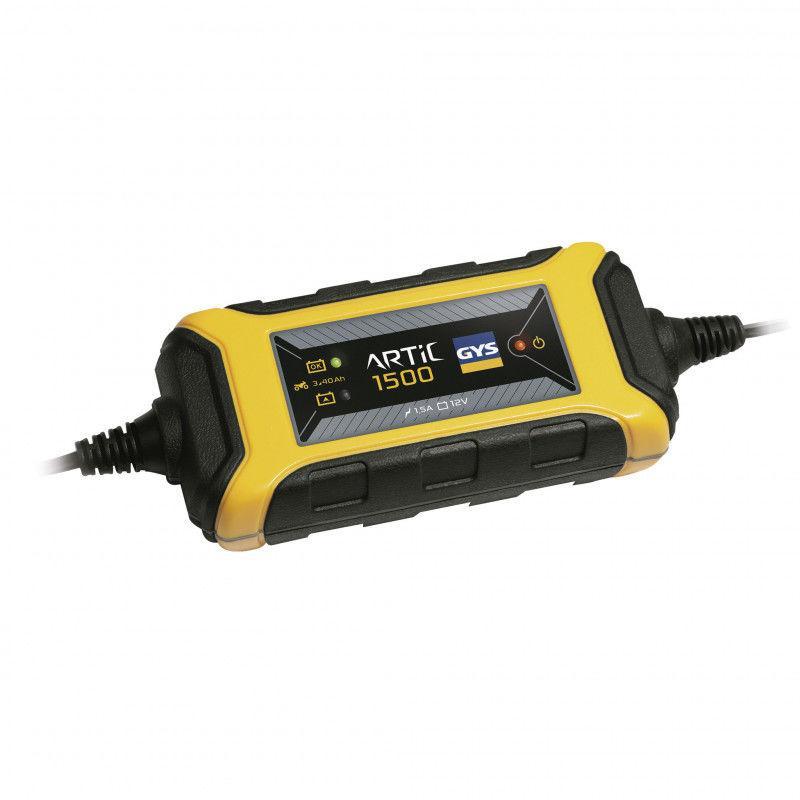 Chargeur de batterie GYS Artic 800 pour batterie de 1.6 à 25ah 029569