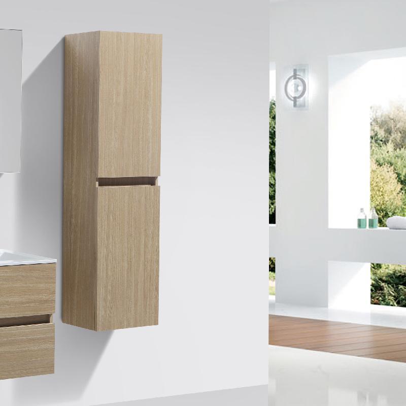 grande armoire de rangement siena hauteur 150 cm ch ne clair comparer les prix de grande. Black Bedroom Furniture Sets. Home Design Ideas