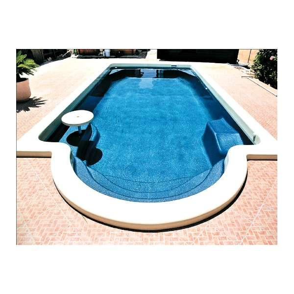 Kit piscine coque polyester grecian for Piscine coque rigide
