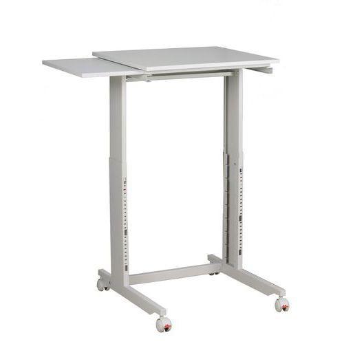 TABLE D'ORDINATEUR POLYVALENTE H HT:104 CM L HT:60 CM