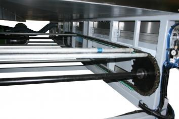 Table de coupe orthogonale pour stores smre - sm-400-ta