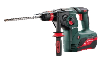 metabo marteau perforateur sans fil kha 36 ltx avec 2 batteries li power36v et 1. Black Bedroom Furniture Sets. Home Design Ideas