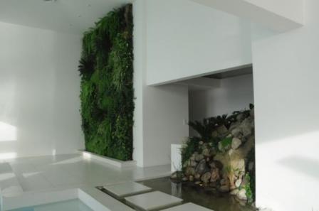 Murs vegetaux et treillages - tous les fournisseurs - mur vegetal ...