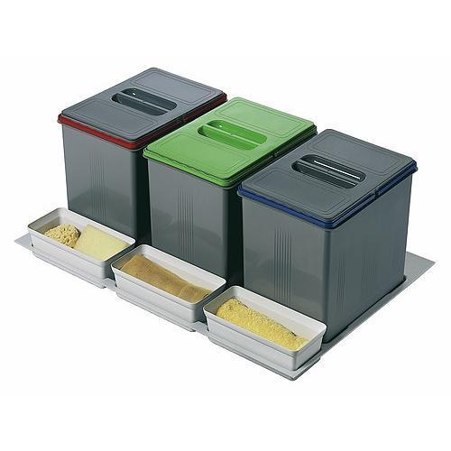 Poubelle compacteur tous les fournisseurs de poubelle - Poubelle de cuisine sous evier ...