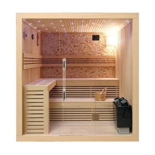 Desineo Pierre daromath/érapie pour Sauna