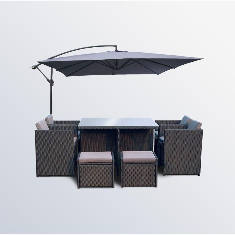 Salon de jardin concept-usine - Achat / Vente de salon de ...